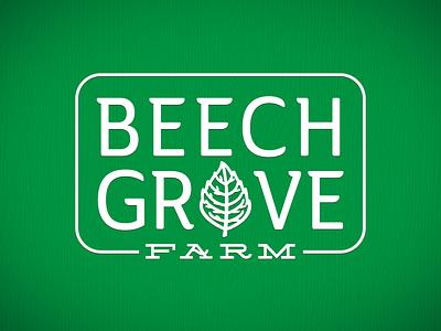 Beech Grove Farm local farming leaf farm grove beech