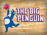 The Big Penguin Logotype