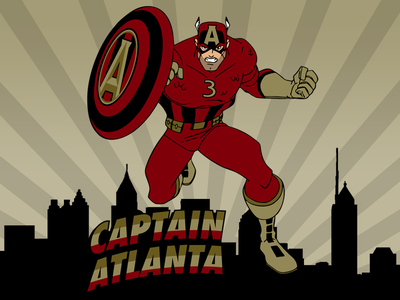 Captain Atlanta parkhurst captain america captain atl 3 fc united atlanta mls
