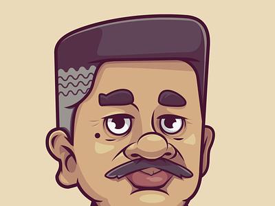 I have a dream artwork design 2d character vector illustration vector mascot design illustraion digitalart characterdesign character