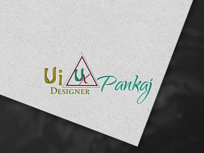 Logo Mockup logo design ui ux design
