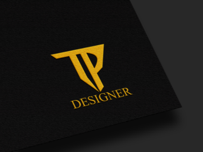 TP logo Design logo design