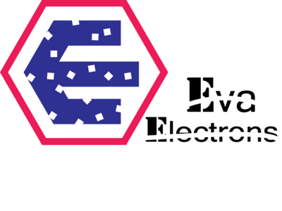 Eva logo Design logo design mockup design