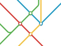 Boston Subway central stations layout sneak peek