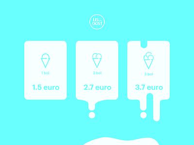Daily UX/UI 030: Pricing prices dailyui 030 pricing ice cream redesign dailyuichallenge dailyux dailyuxui dailyui
