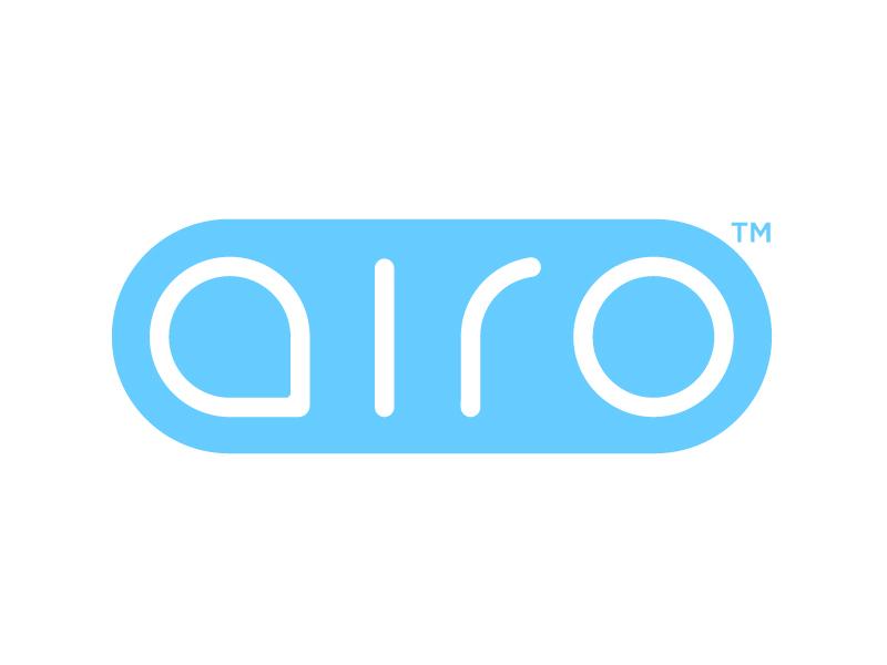 airo logo product design brand typography mark identity logo branding