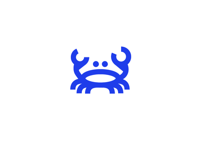 crab icon nautical icon crab