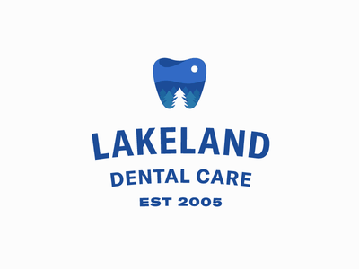 Lakeland Dental Care dental moon woods tree tooth dentist