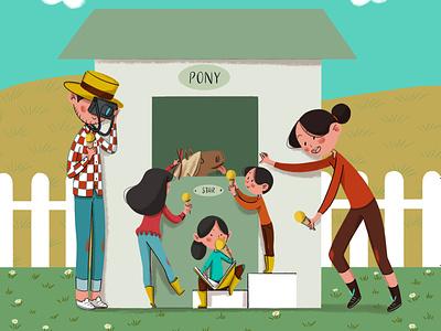 Ice cream branding illustration kids art digital illustration design illustrations children book illustration kids illustration
