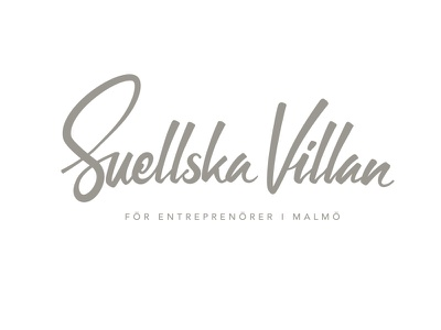 Suellska Villan Logo logotype logo