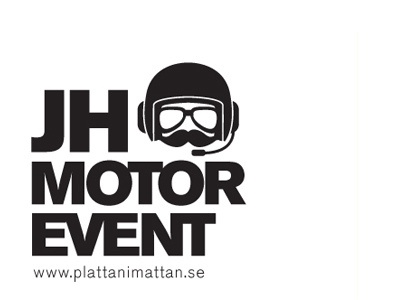 JH Motorevent - Logo, WIP version logo wip character