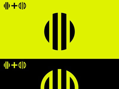 DID icon concept professional vector flat brand logo minimal design icon branding logo graphic design
