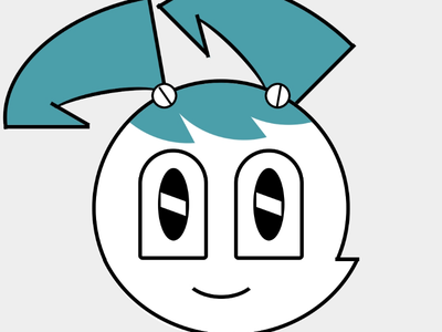 CSS-Art - Jenny/XJ-9 front-end css html