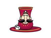 Haji Stickers: Tea