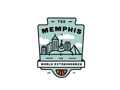 Option 2 for Basketball Tournament logo
