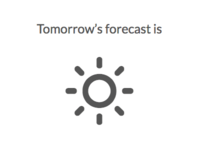 forecast.is