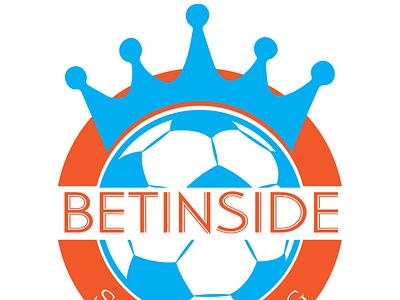 betinside Logo Design corporate identity brand identity vector illustration vector art ai illustrator graphic design logotype logos logo design