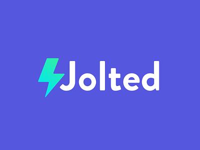 Jolted Logo design logo designs logo design branding thunder bolt lightning jolted logo design concept logos logo designer logo design logotype logo logodesign