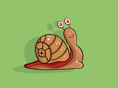 snail logoinspiration logo inspiration designinspirations designinspiration design art artwork brand vectorart minimal hand drawn adobe vector illustration adobe illustrator illustrator flat 2d