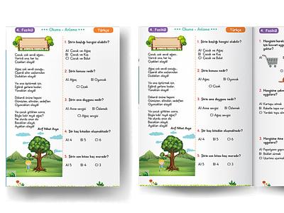 Book Typesetting Design ebook design digitalart vector book graphicdesign design