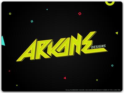 Arkane - Personal Branding