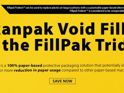 AirSaver Ranpak Bonus branding promotional design marketing design