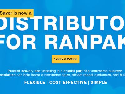 AirSaver Ranpak Promo branding promotional design marketing design