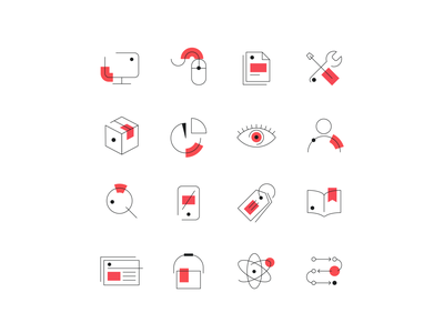 NGsoft Icons website icon ui ronen cohen branding vector design illustration icons set icons design icons pack iconset icons