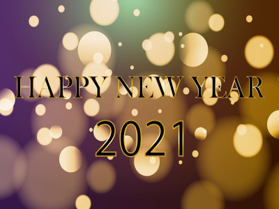 Happy New Year 2021 Background bokho bokho gold winter december happy new year newyear new year 2021 graphic background graphic design graphicdesign design illustration vector