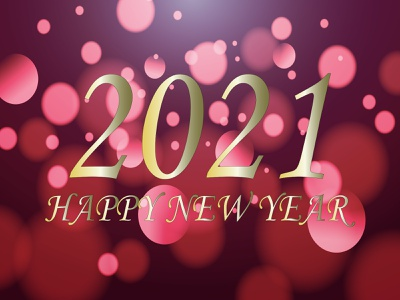 Happy New Year 2021 Background bokho happynewyear newyear happy new year new year bokho 2021 abstract graphic background graphic design graphicdesign design illustration vector