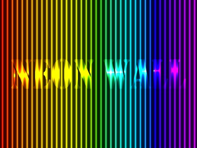 Neon background rainbow purple blue green yellow orange textured neon light neon sign abstract graphic background graphic design graphicdesign design illustration vector