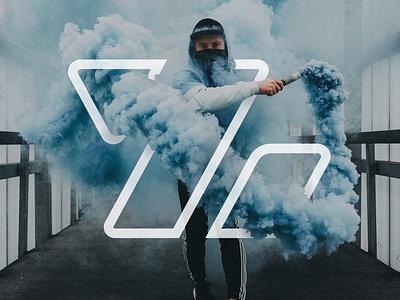 "Number ""2"" minimalism designer designs monogram design monogram logo monograms monogram logodesign logos logotype monogram letter mark vector logo design design branding and identity branding brand minimalist minimal logo"