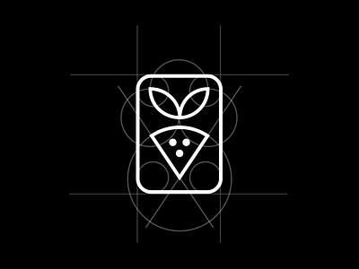 """Plumline"" logo minimalistic minimalism minimalist logo black monochromatic monochrome logotype monogram logo monogram logodesign design logos branding and identity branding brand minimalist logo design minimal logo"
