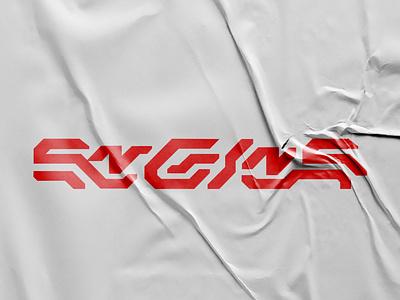 Engine minimalist minimal design logo design logodesign brand logos logotype futuristic typography futuristic logo futuristic cyberpunk logo cyberpunk2077 cyberpunk logo