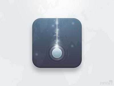 FRVNT @2x ios app icon design vector prayer god christianity texture idea concept shape