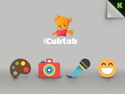 Cubtab Icons @2x