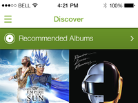 Spotify discovery 1