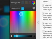Colour Picker v2 (Linear)