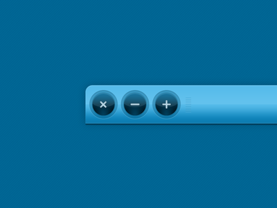 Glossy Window Controls @2x ios osx vector buttons window controls close minimize maximize blue glass orb shine texture pattern