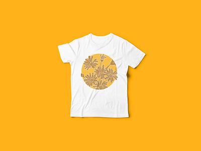 Daisy T-Shirt apparel tshirt illustration