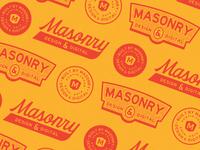Masonry Internal Branding