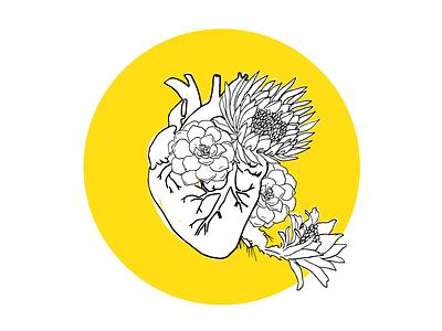 Heart And Succulents cactus succulents medical heart