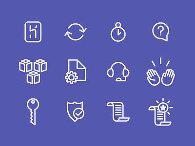 Custom App Icons line icon design line icon icons