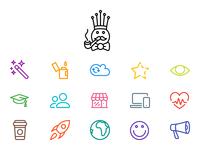 Me & my free icons