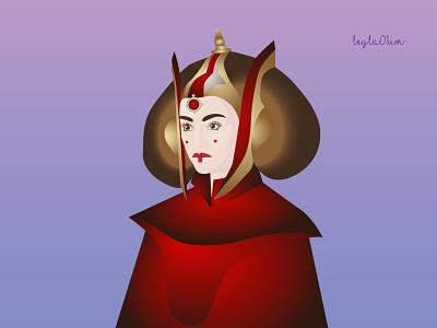 Star wars vector illustration design