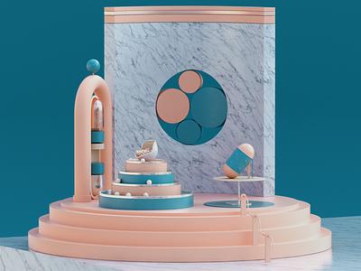 Some everyday work photoreal modeling minimal daily octane render octanerender cinema 4d cinema4d design illustration