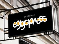 Omeletterie logo - Eggspress