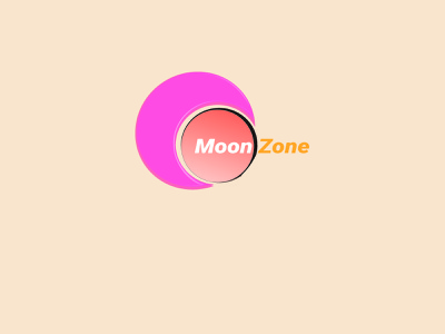 Moon Zone brand identity photo edit illustrator photoshop graphic design branding book cover brochure design flayer design business card logo