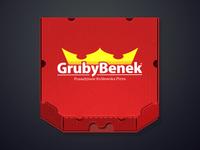 Pizza Box App icon