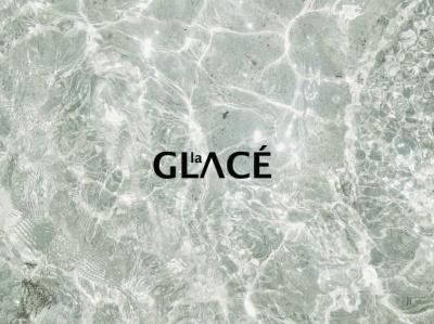 la Glace | logo decor interior design minimalist minimal logotype logo design logo